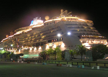 Cruise Ship Jewel Of The Seas Picture Data Facilities