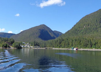 Klemtu, British Columbia