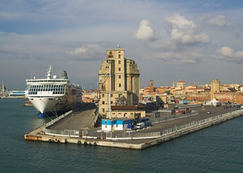 Livorno Cruise Port, Italy