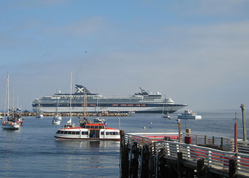 Cruises To Monterey California Monterey Cruise Ship Arrivals - Cruises from california