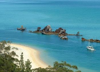 Cruises To Moreton Island Australia Moreton Island