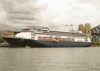 Cruise Ship Ms Amsterdam Picture Data Facilities And Sailing - Amsterdam cruise ship