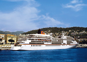 Cruise Ship Ms Europa Picture Data Facilities And Sailing Schedule