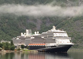 Cruise Ship Ms Koningsdam Picture Data Facilities And