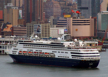 ms Veendam Cruise Ship