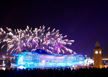 Cruise Ship MSC Magnifica  Picture Data Facilities And