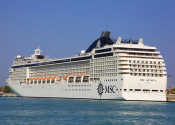 Cruise Ship MSC Musica  Picture Data Facilities And