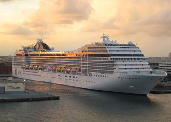 Cruise Ship Msc Orchestra Picture Data Facilities And