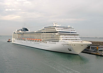 MSC Poesia Cruise Ship