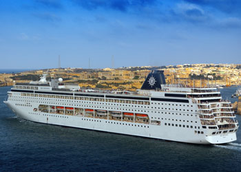 MSC Sinfonia Cruise Ship