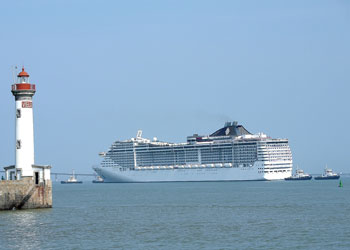 MSC Splendida Cruise Ship