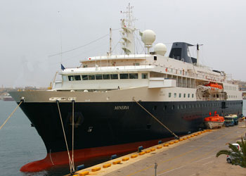mv Minerva Cruise Ship