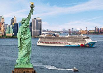 Cruise Ship Norwegian Breakaway Picture Data Facilities And Sailing Schedule