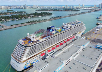 Cruise Ship Norwegian Escape Picture Data Facilities And Sailing Schedule
