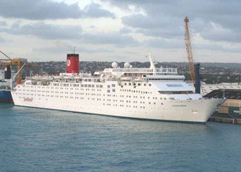cruise ship ocean dream picture data facilities and sailing schedule