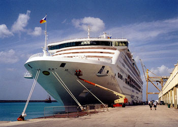 Ocean Princess Cruise Ship