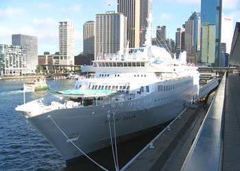 Cruise Ship Orient Queen  Picture Data Facilities And