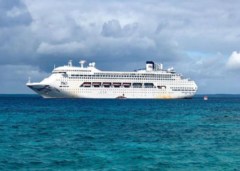 Cruise Ship Pacific Dawn Picture Data Facilities And