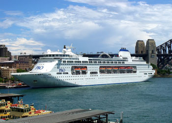 Cruise Ship Pacific Pearl Picture Data Facilities And Sailing - Auckland cruise ship arrivals