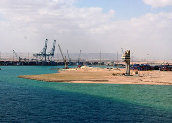 Port Sokhna, Egypt