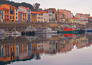 Port Vendres, France