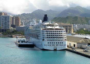 Cruise Ship Pride Of America  Picture Data Facilities And Sailing Schedule