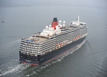 Queen Elizabeth Cruise Ship