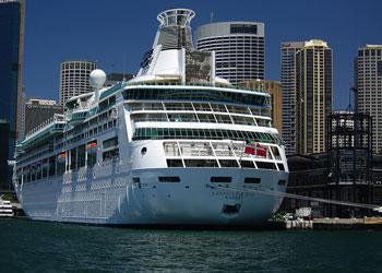 Cruise Ship Rhapsody Of The Seas Picture Data