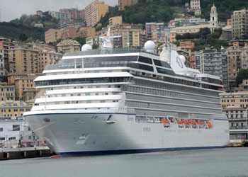 Riviera Cruise Ship