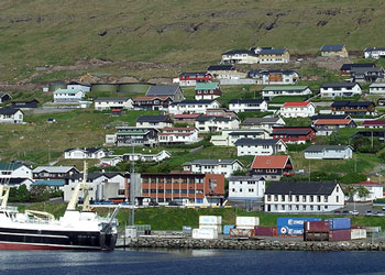 Runavik, Faroe Islands