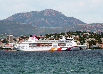 Cruises To Saint Raphael France Saint Raphael Cruise