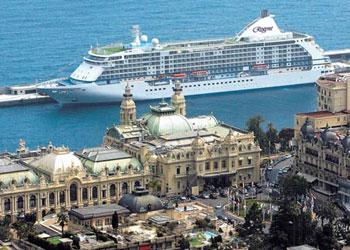 Cruise Ship Seven Seas Mariner Picture Data Facilities