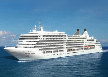 Silver Muse Cruise Ship