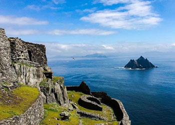 Skellig Islands, Ireland