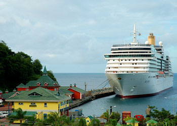 Cruises To St Vincent St Vincent And The Grenadines St Vincent - How many cruise ships in port schedule