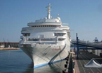 Cruise Ship Thomson Dream Picture Data Facilities And Sailing - The thomson dream cruise ship