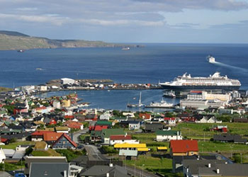 Thorshavn, Faroe Islands