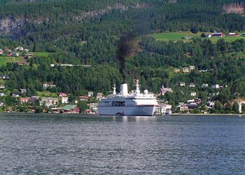 Cruises To Ulvik Norway Ulvik Cruise Ship Arrivals - Cruise ship norway