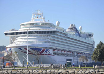 Cruise Ship Ventura Picture Data Facilities And