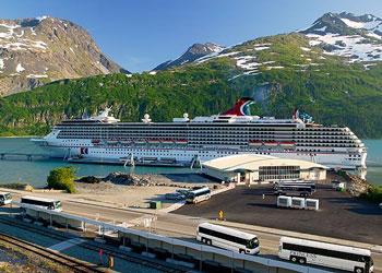 Cruises From Whittier Alaska Whittier Cruise Ship